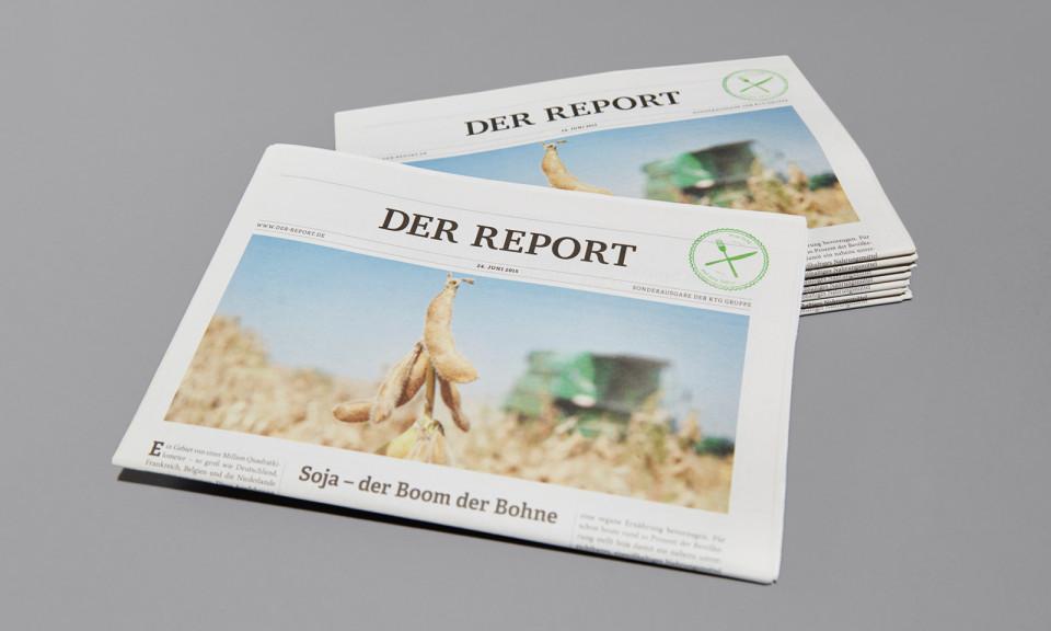 KTG Gruppe »Der Report« – Sonderausgabe Soja (1)
