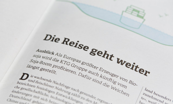 KTG Gruppe »Der Report« – Sonderausgabe Soja (12)