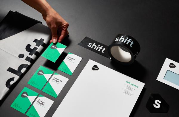 Corporate Design für die Digital Agentur Shift (4)