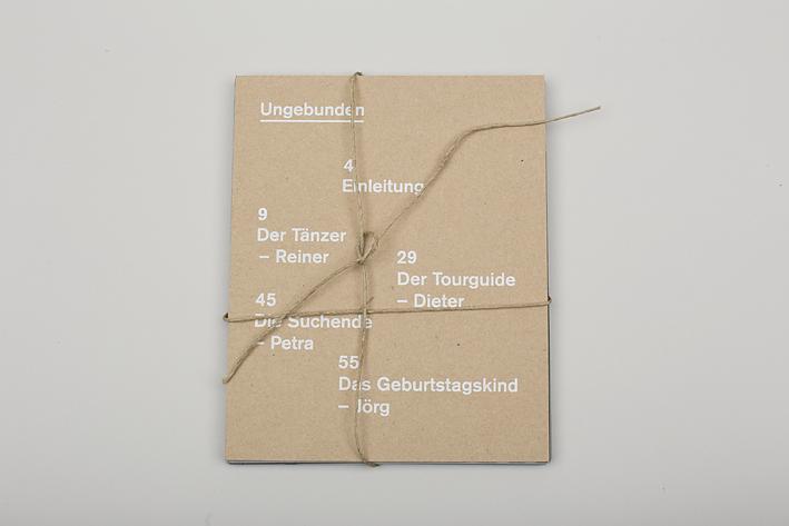 Ungebunden – vier Wohnungslose in Berlin (1)