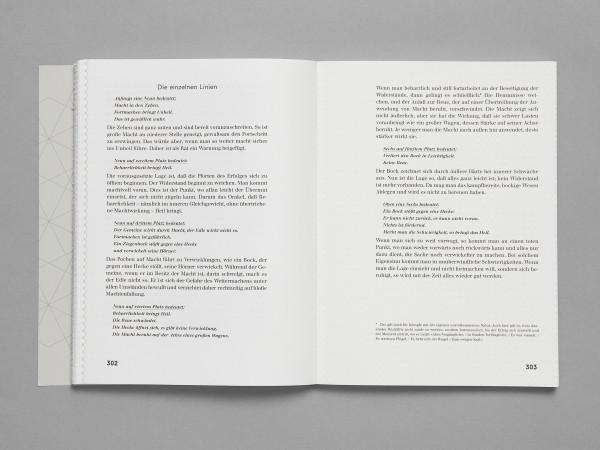 I Ging — Das Buch der Wandlungen (9)