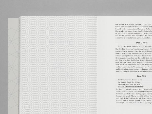 I Ging — Das Buch der Wandlungen (8)