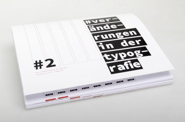Veränderungen in der Typografie (1)