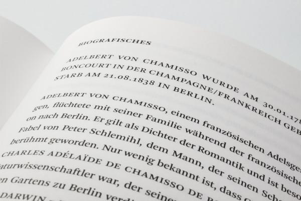 Reise um die Welt / Peter Schlemihls wundersame Geschichte (16)