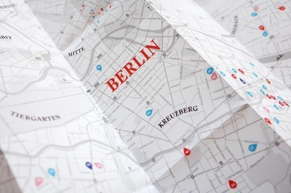 The Best Places in Berlin – Map (2)