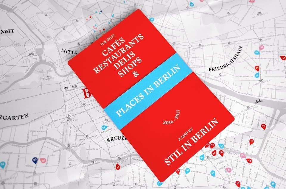The Best Places in Berlin – Map (1)