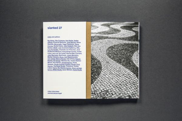 Slanted Magazine #27 – Portugal (2)