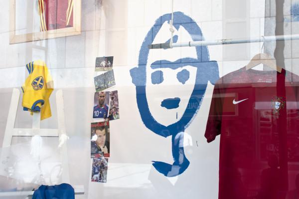 Ein Rendezvous mit Frankreich: EM-Flair im Sporthaus Schuster (5)