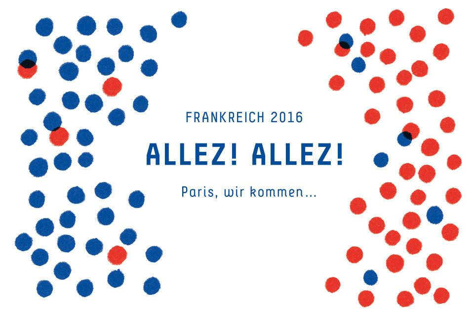 Ein Rendezvous mit Frankreich: EM-Flair im Sporthaus Schuster (1)