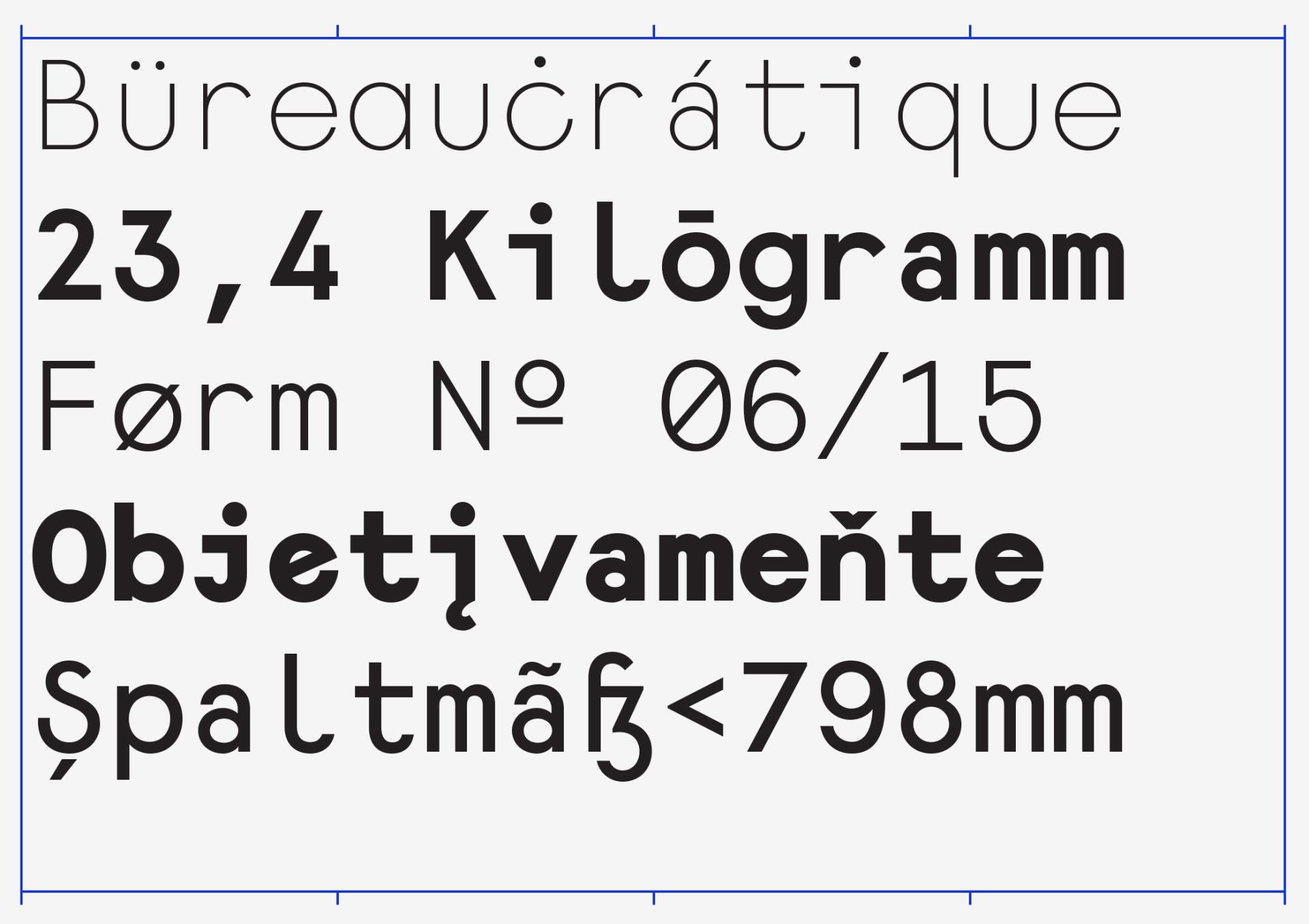 Monoela Typeface Mobile Jammer Circuit Diagram