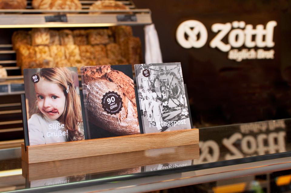 90 Jahre Brotzeit – Jubiläumskampagne der Bäckerei Zöttl (1)