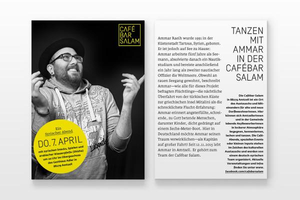 Leise und laute Geschichten aus der Cafébar Salam! (8)