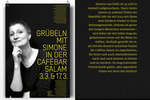 Leise und laute Geschichten aus der Cafébar Salam! (3)