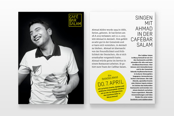 Leise und laute Geschichten aus der Cafébar Salam! (10)
