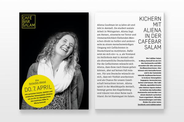 Leise und laute Geschichten aus der Cafébar Salam! (7)