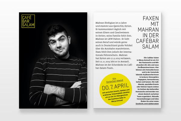 Leise und laute Geschichten aus der Cafébar Salam! (6)