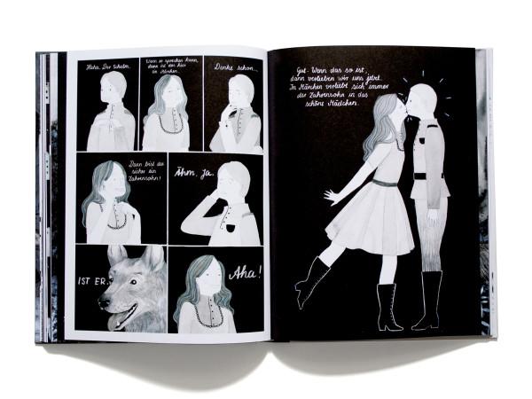 Iwan, der graue Wolf & der Feuervogel – Graphic Novel (13)