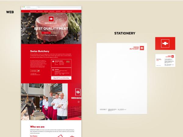 Corporate Design für die Swiss Butchery in Shanghai (5)