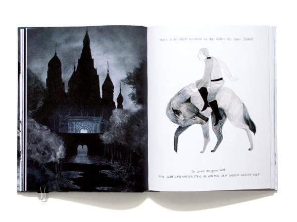 Iwan, der graue Wolf & der Feuervogel – Graphic Novel (8)