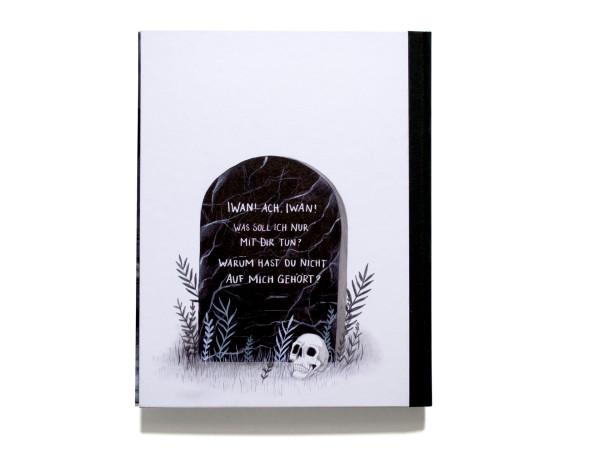Iwan, der graue Wolf & der Feuervogel – Graphic Novel (15)