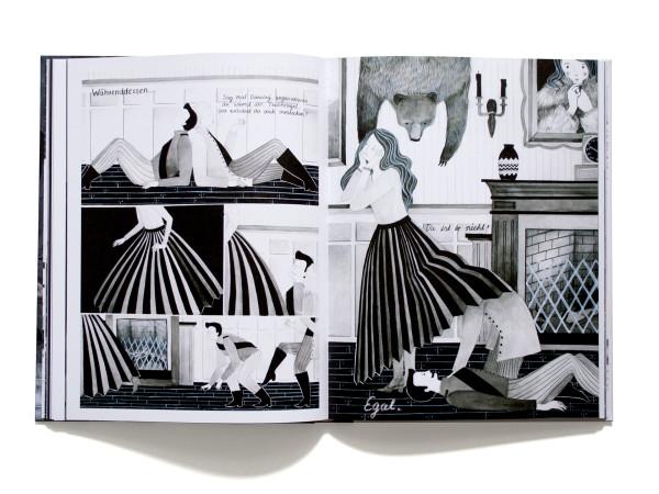 Iwan, der graue Wolf & der Feuervogel – Graphic Novel (10)
