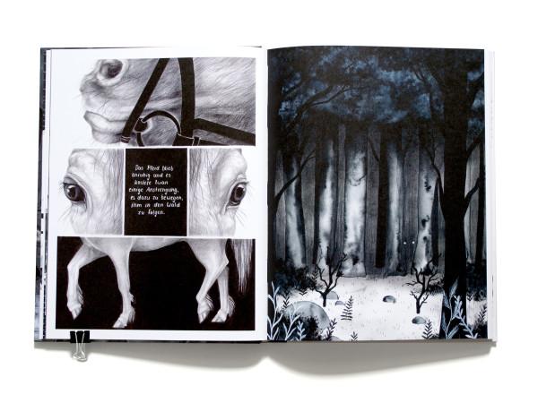 Iwan, der graue Wolf & der Feuervogel – Graphic Novel (4)