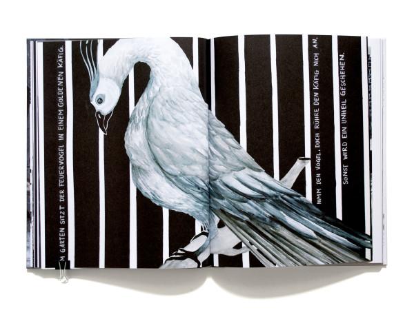 Iwan, der graue Wolf & der Feuervogel – Graphic Novel (9)