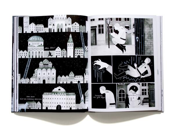 Iwan, der graue Wolf & der Feuervogel – Graphic Novel (11)