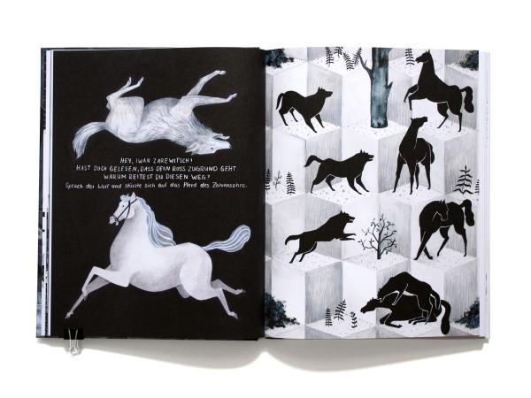 Iwan, der graue Wolf & der Feuervogel – Graphic Novel (5)