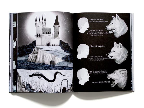 Iwan, der graue Wolf & der Feuervogel – Graphic Novel (12)