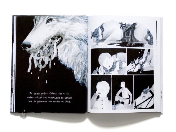 Iwan, der graue Wolf & der Feuervogel – Graphic Novel (6)
