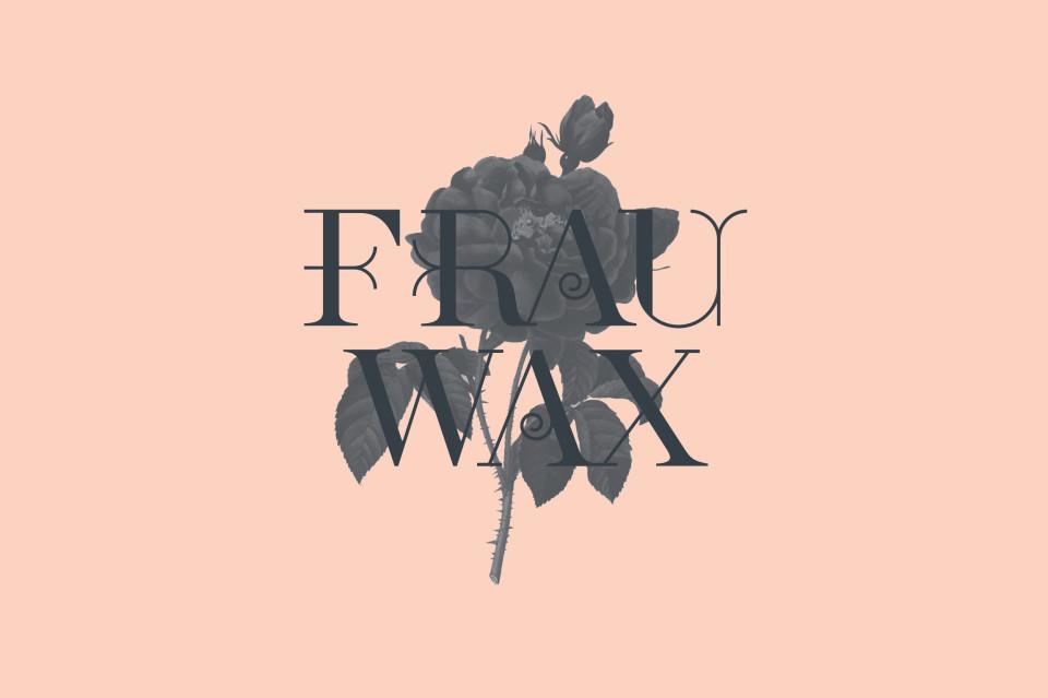 Frau Wax – Erscheinungsbild für eine Band (1)