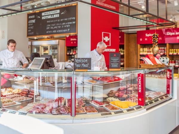 Corporate Design für die Swiss Butchery in Shanghai (2)