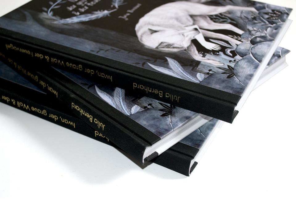 Iwan, der graue Wolf & der Feuervogel – Graphic Novel (1)