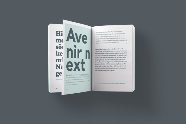 Futura & Avenir / Shirt & Buch (5)