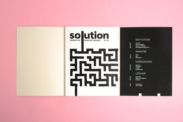 Solution Magazin — Interaktives Cover — Editorial Redesign (5)