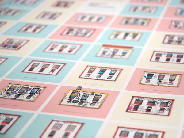 Sticky Art Machines — An Urban Portrait of Berlin (1)