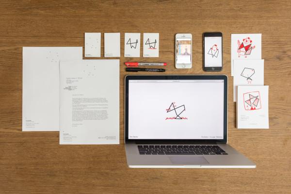 Timo Becker – Corporate Identity, Website, Visitenkarten etc. (3)
