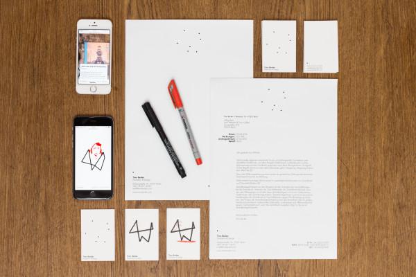 Timo Becker – Corporate Identity, Website, Visitenkarten etc. (2)