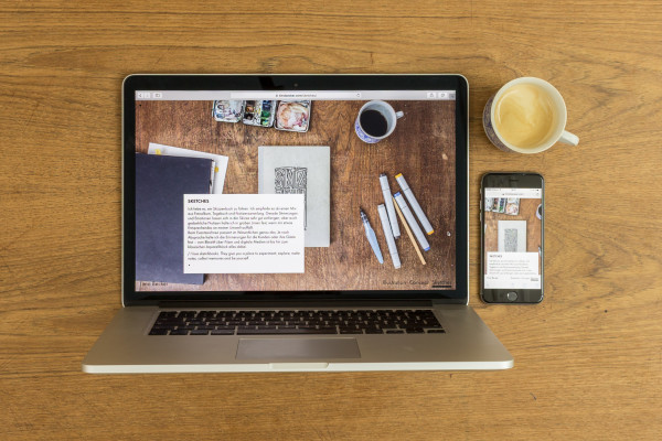 Timo Becker – Corporate Identity, Website, Visitenkarten etc. (4)