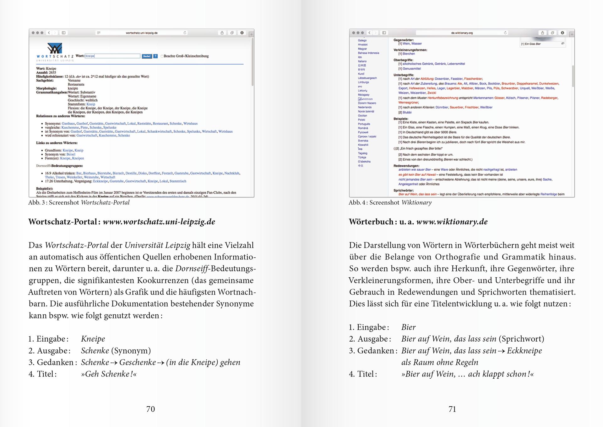 Wortschatzkiste – Texthilfe für Gestalter