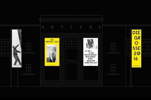 Die Grosse 2016 – Branding & Ausstellungskatalog (3)