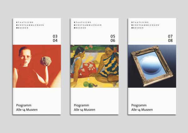 Überarbeitung Corporate Design Staatliche Kunstsammlungen Dresden und neue Merchandise-Marke (2)
