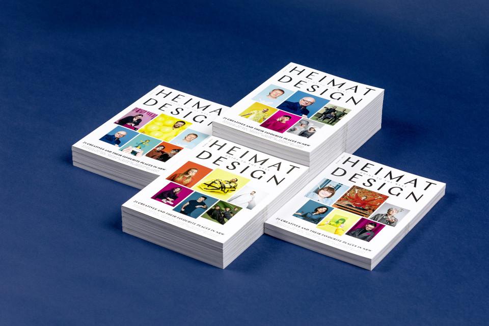 Heimatdesign –  Guide To The West (1)