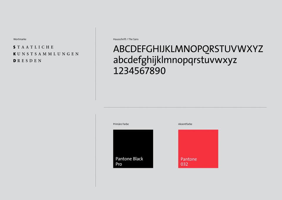 Überarbeitung Corporate Design Staatliche Kunstsammlungen Dresden und neue Merchandise-Marke (1)