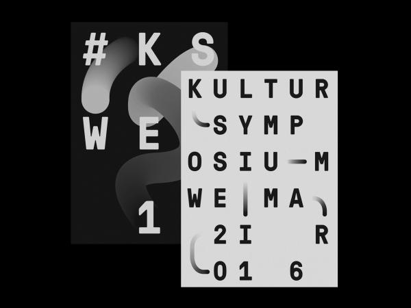 Kultursymposium Weimar 2016 (2)