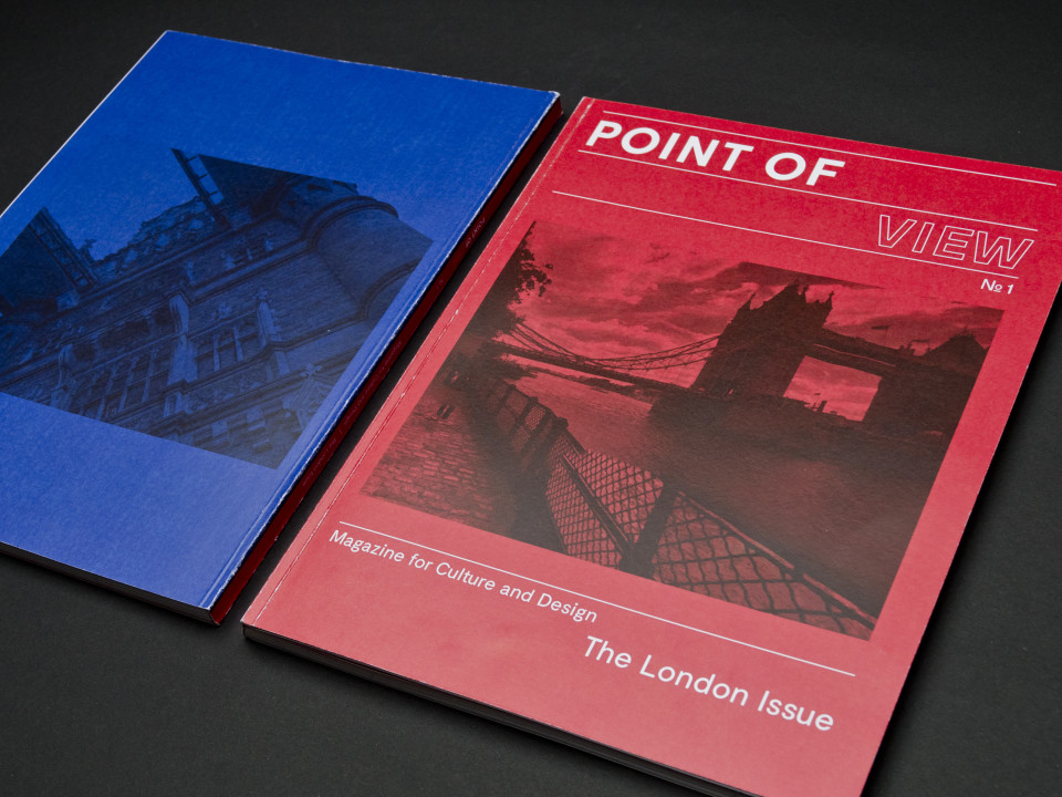 Point of View – Magazine for Culture and Design (1)