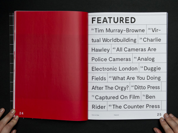 Point of View – Magazine for Culture and Design (6)