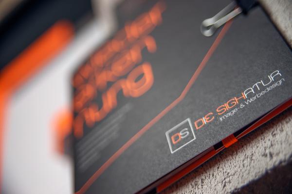 Die Signatur – Corporate Design (2)