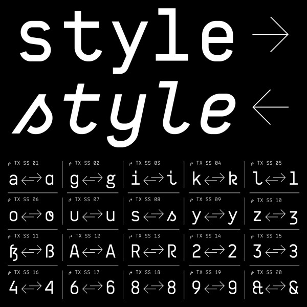 BB Roller Mono Pro – Typeface (7)